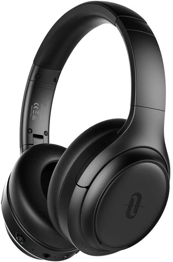 TaoTronics Noise Cancelling Headphones Best Headphones For Airplane Travel under 100