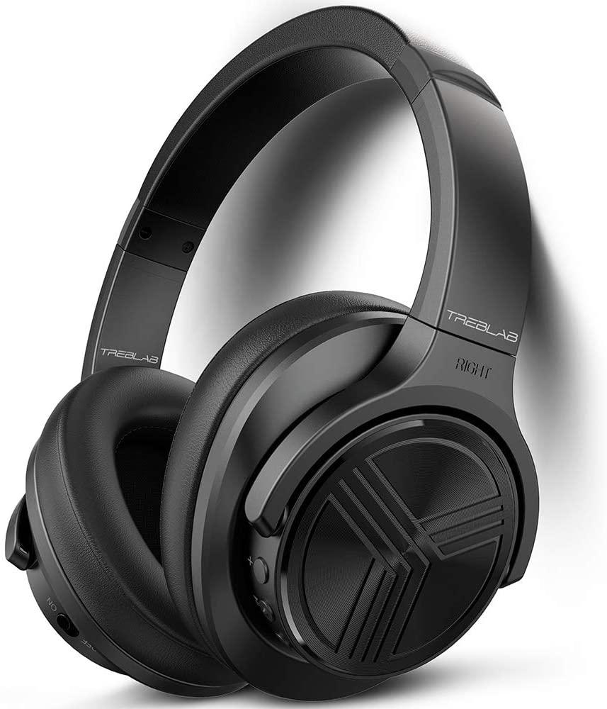 Treblab Z2 Best Headphones For Airplane Travel under 100