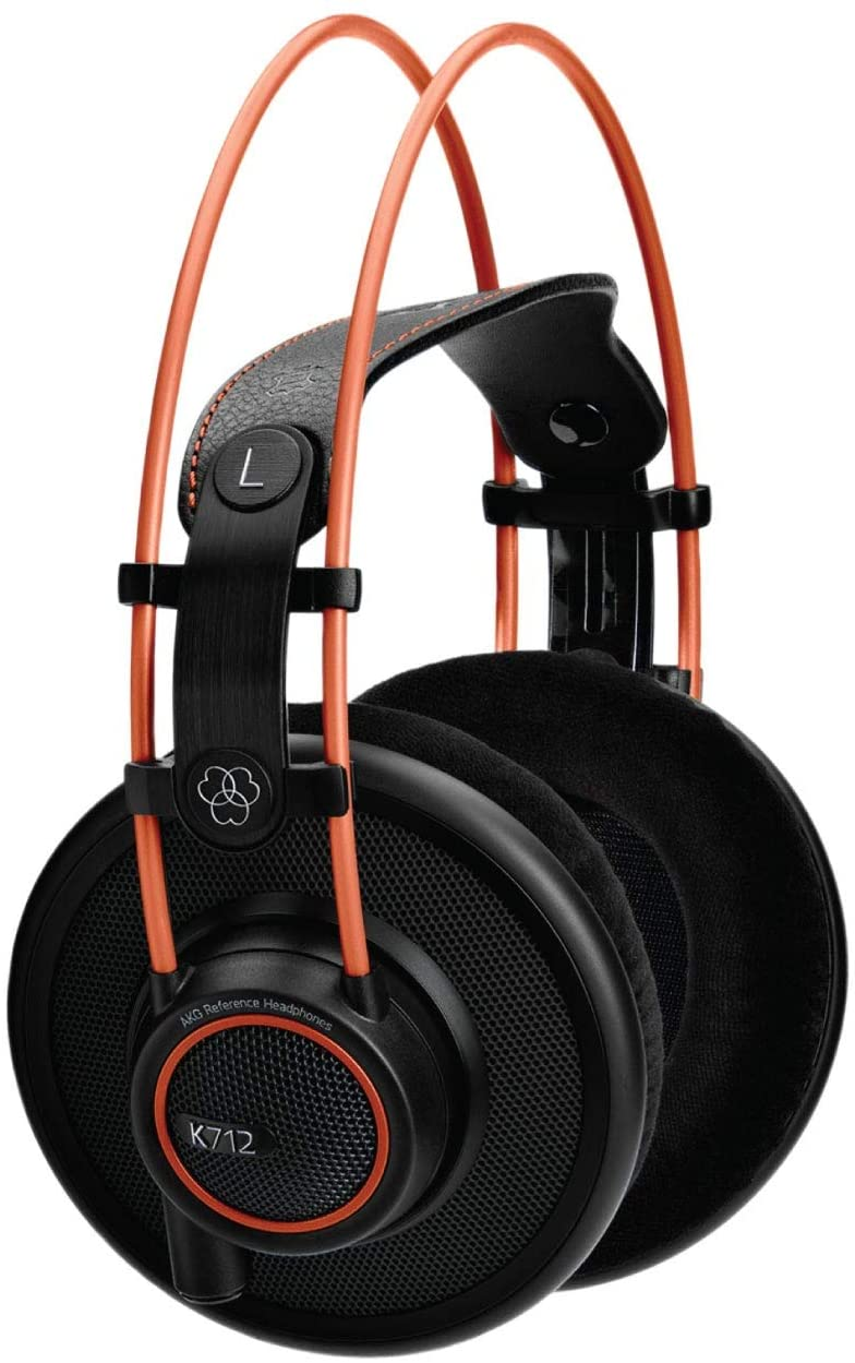 AKG Pro Audio K712 PRO- Best headphone for beat making