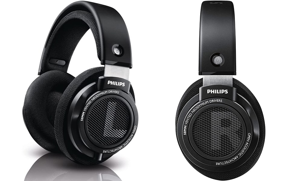 Philips SHP9500 2 - Best budget audiophile headphones