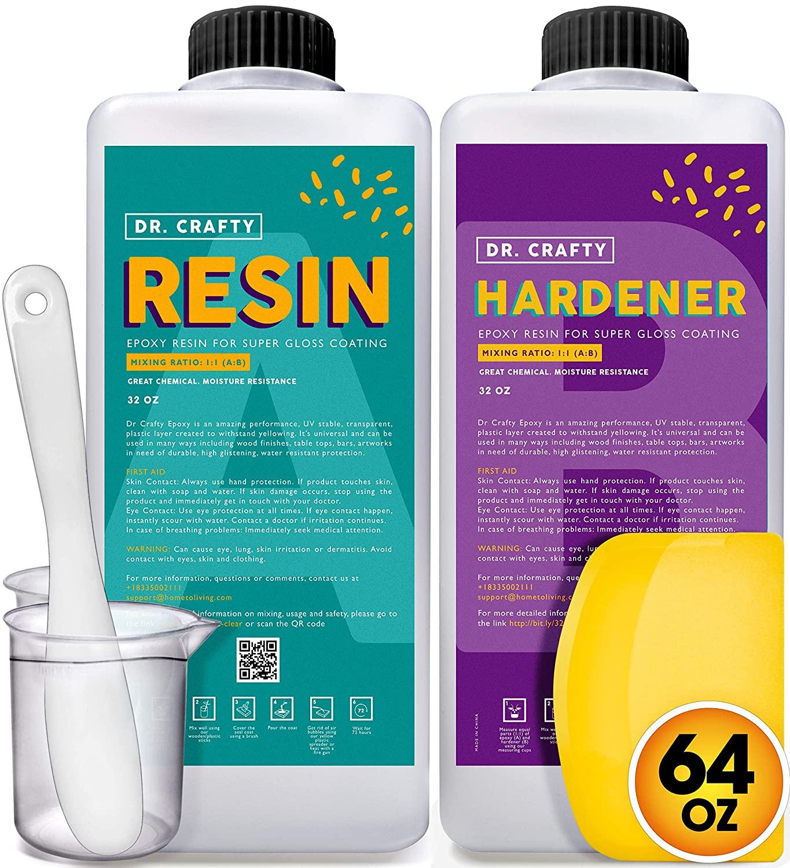 drcrafty-epoxy-resin-best epoxy for crafts