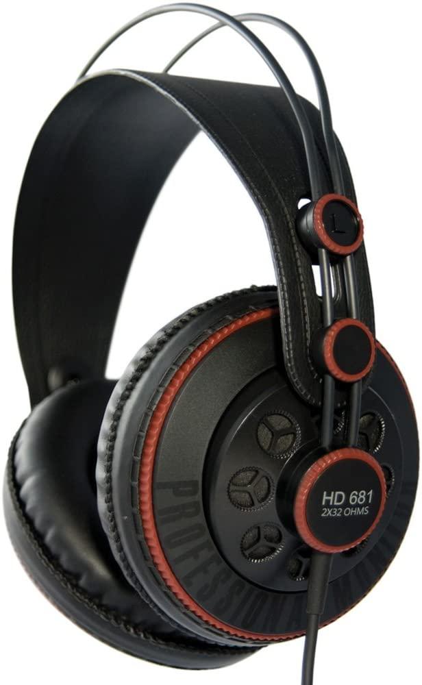 superlux hd 681 - best budget audiophile headphones