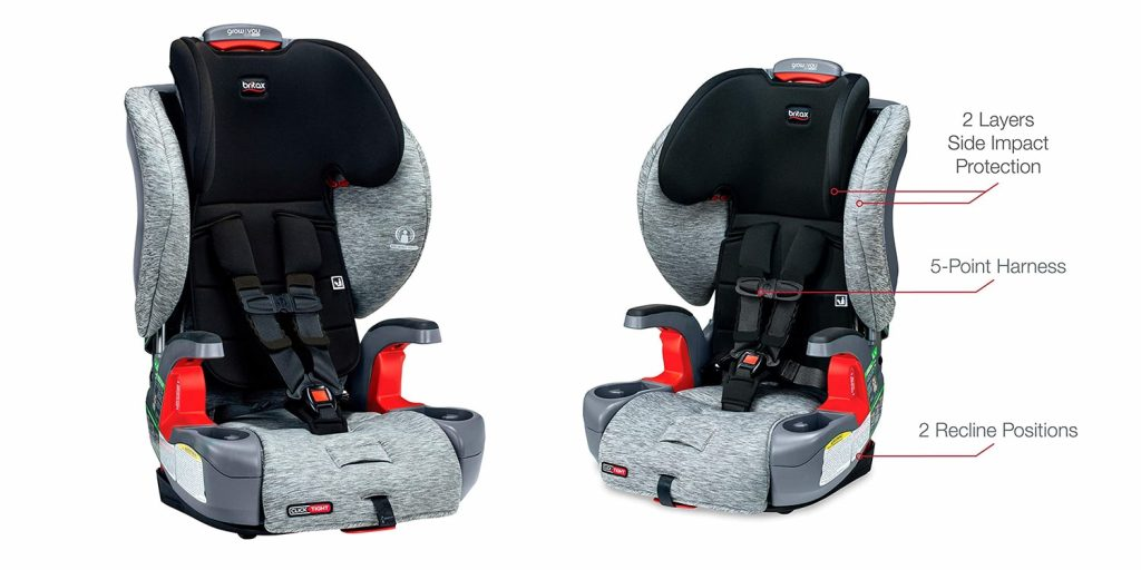 Best Booster Seats with 5 Point Harness