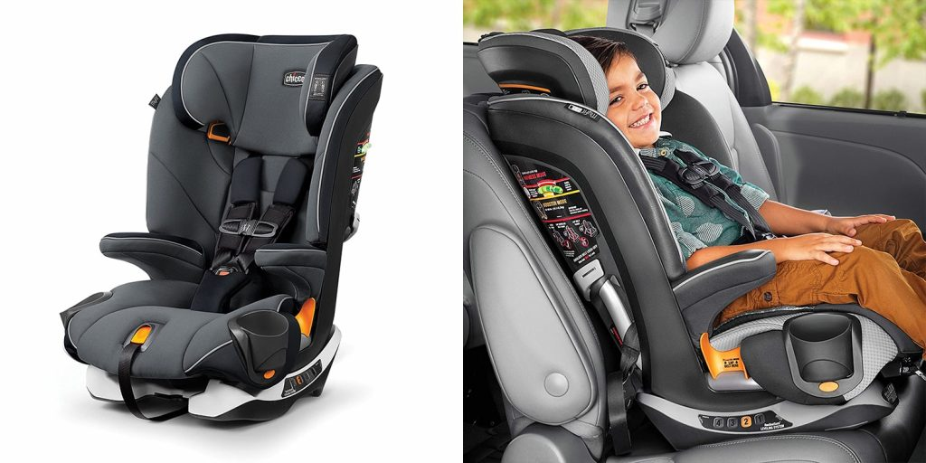 Best Durable Booster Seat with 5 Point Harness