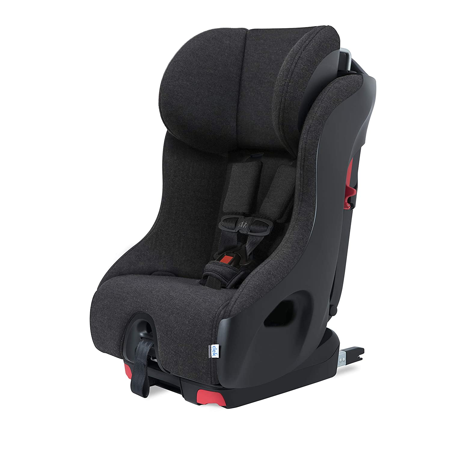Clek Foonf Convertible Car Seat Premium Booster Seats with 5 Point Harness