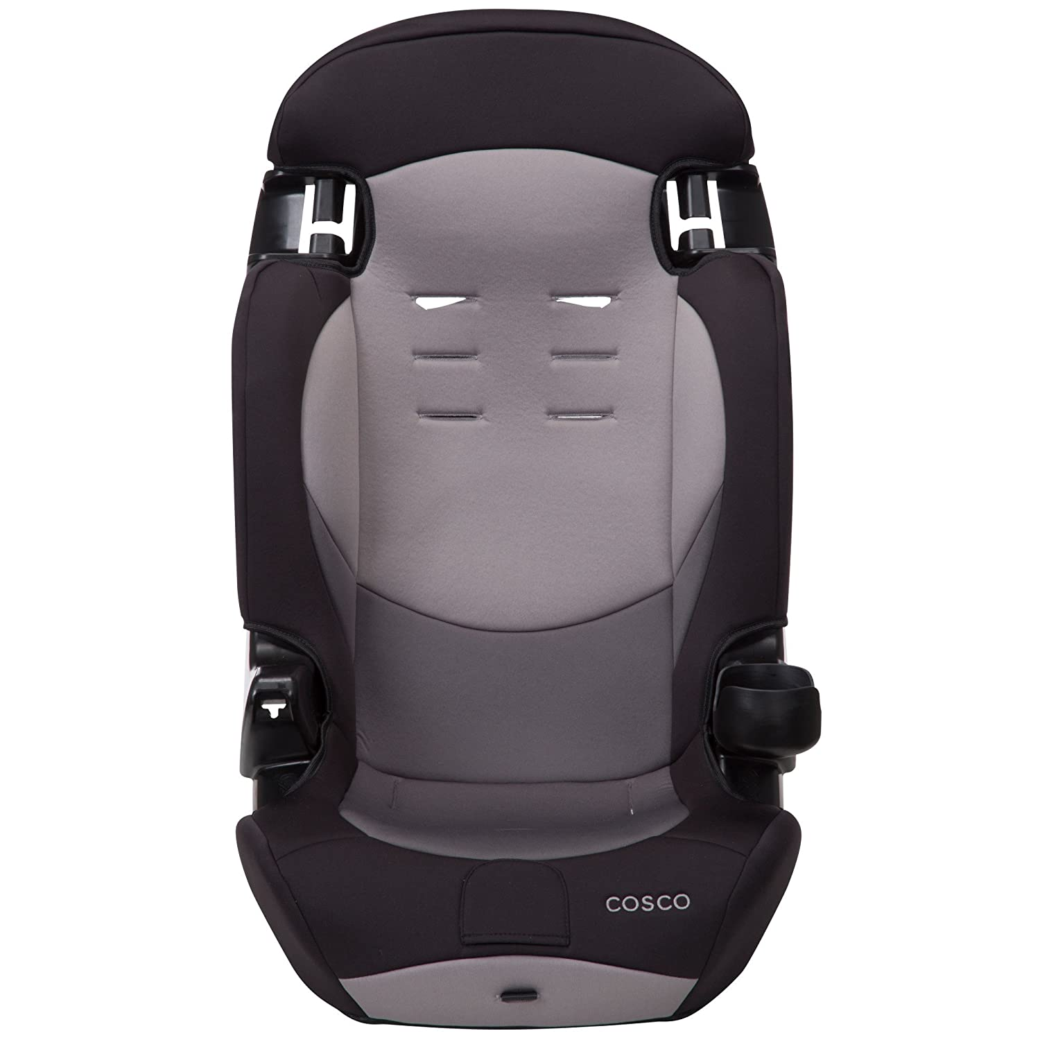 Cosco Finale DX 2 In 1 Booster Car Seat Under Budget Booster seat with 5 Point harness