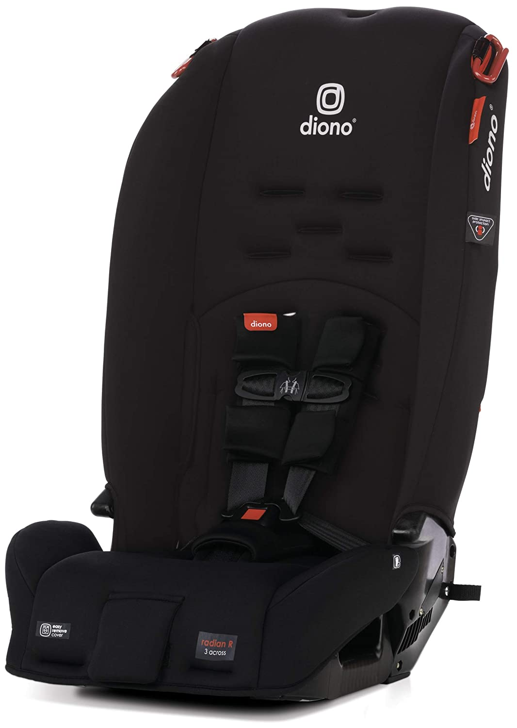 Diono 2020 Radian 3R 3 in 1 Convertible – Best 10 years 1 Booster Seat with 5 point Harness