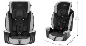 Under budget Car Seat for 4 year old