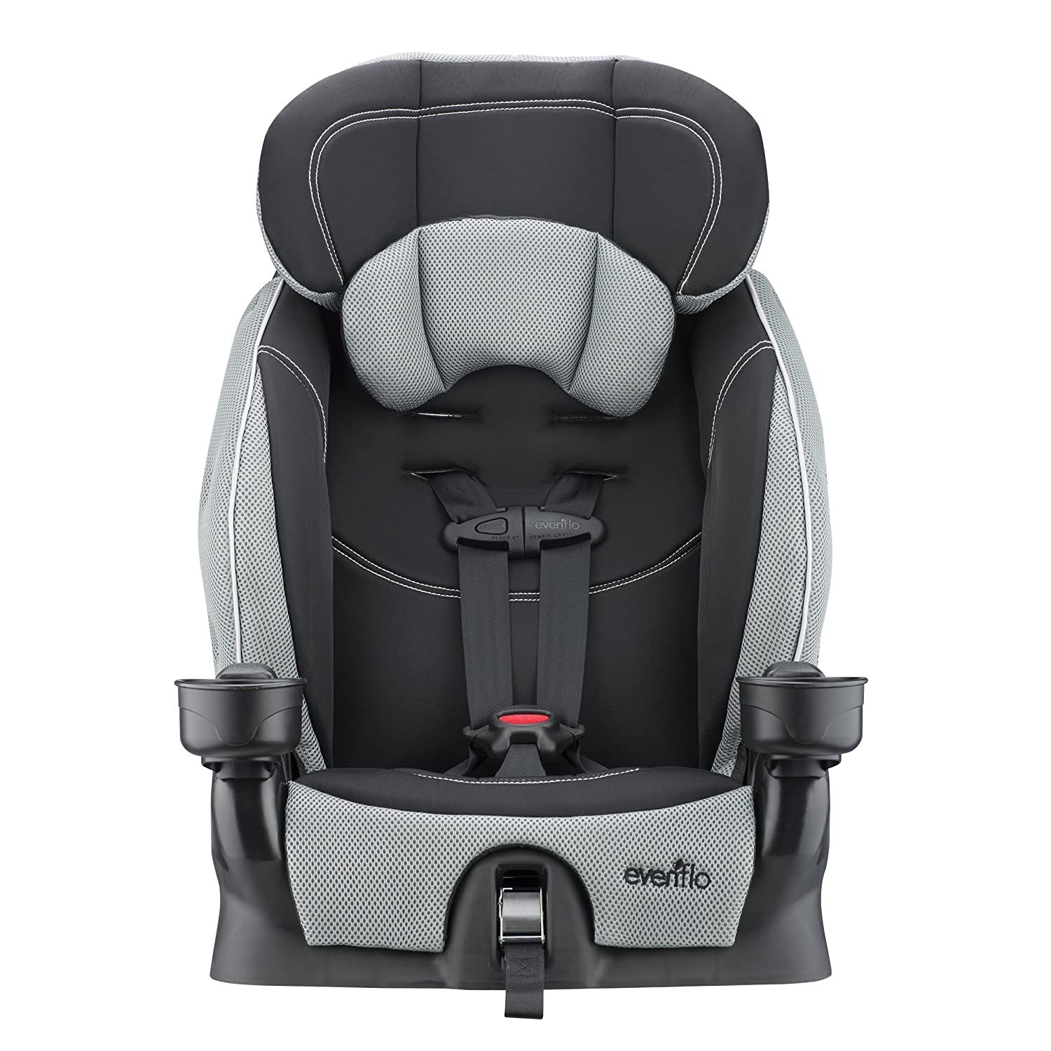 Evenflo Chase Harness Booster Best Seller Booster Seats with 5 Point Harness