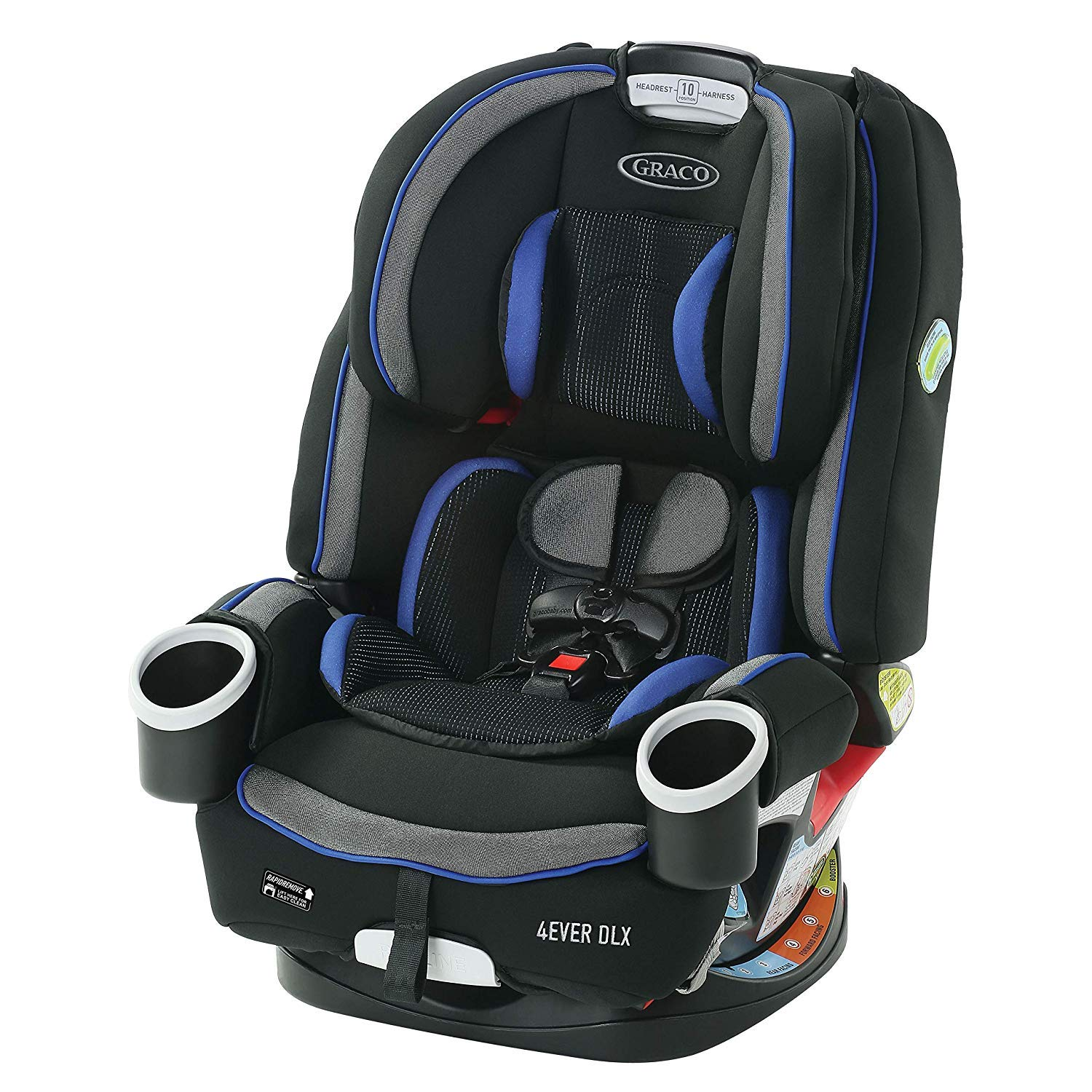 Graco 4Ever DLX 4 in 1 Car Seat Top rated Car Seat for 4 year old