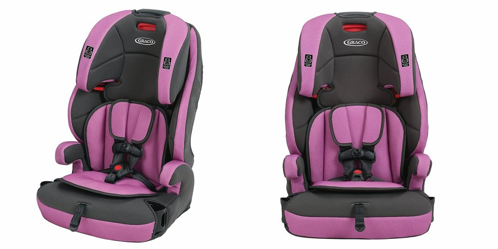 Top Pick for booster seats with 5 Point Harness