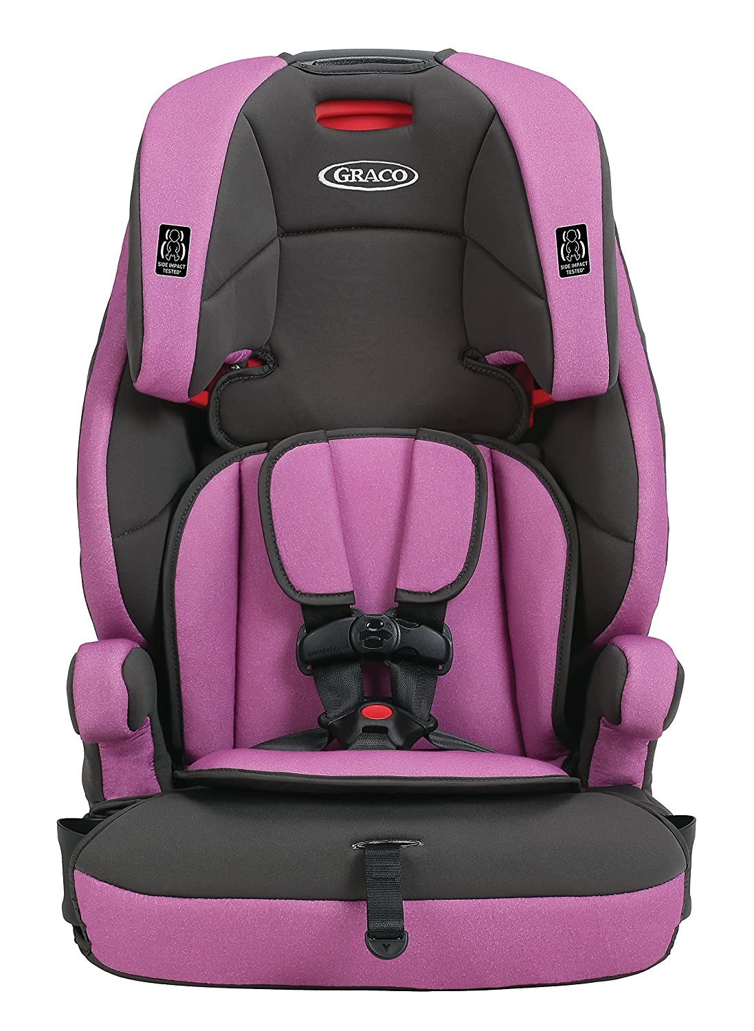 Graco Tranzitions 3 In 1 Harness Booster Seat b Top Pick for booster seats with 5 Point Harness