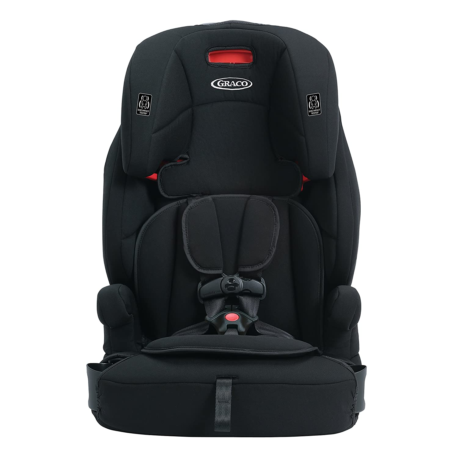 Graco Tranzitions 3 in 1 Harness Top reviewed Car Seat for 4 year old