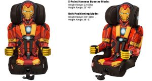 Best Animated Car seat for 4 years old
