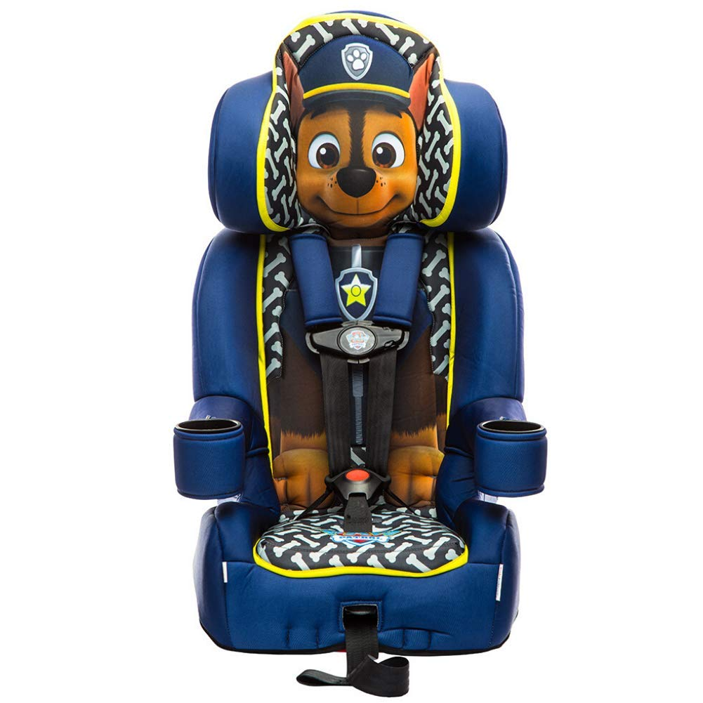 KidsEmbrace 2 In 1 Harness Car Seat Best Animated Booster Seats with 5 Point Harness