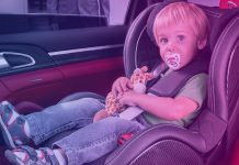 best Car Seat for 4 years old